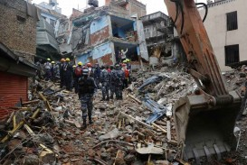 004 Essay Example On Earthquake Nepal Survivor Impressive Occurred In India During 2011-12 English Hindi