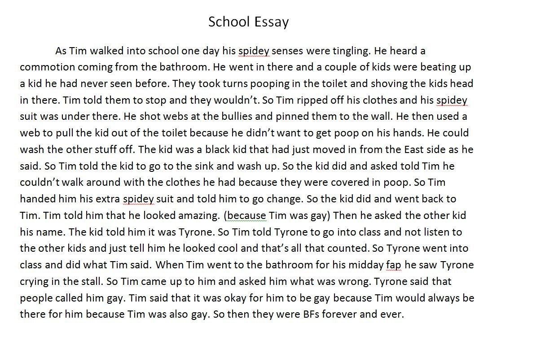 004 Essay Example On School Fddb74 3451752 Excellent Florida Shooting Uniform Is Necessary Full