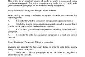 004 Essay Example P1 Conclusion Awesome Paragraph Argumentative Abortion Persuasive