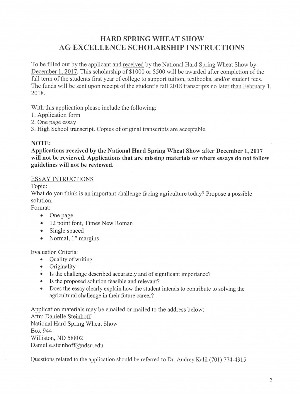 004 Essay Example Page 2 Scholarships Wonderful 2017 No College Canada Large