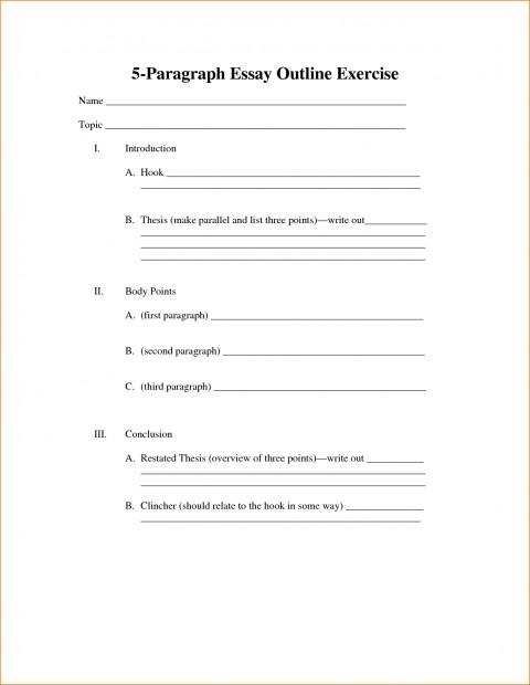 004 Essay Example Paragraph Outline Brilliant Ideas Of Five Template Charming Argumentativeure Impressive 5 Pdf Argumentative 480