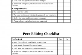 004 Essay Example Peereditingchecklist Edit Staggering My Uk Who Should College