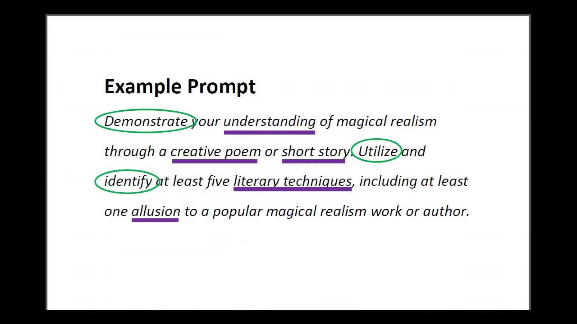 004 Essay Example Prompt Definition Fascinating 1920