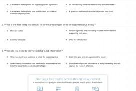 004 Essay Example Quiz Worksheet Format Of An Argumentative Fearsome Definition Define Persuasive/argumentative Pdf