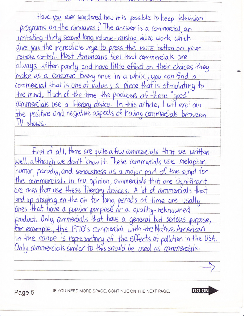 004 Essay Example Sat Average Score Is On The Unbelievable A 6 Good New Out Of 8 Full