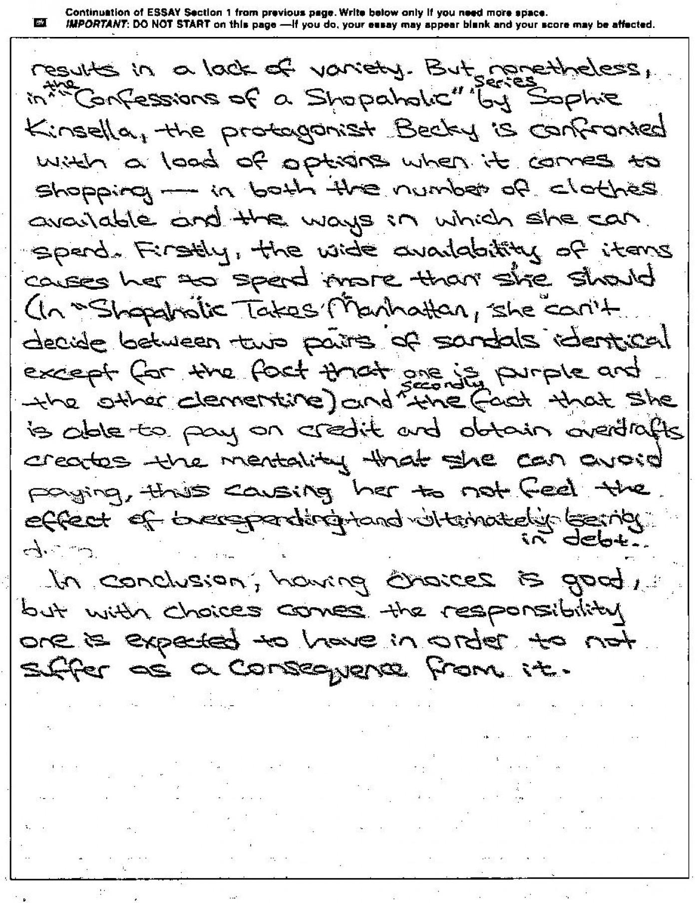003 Tips On Sat Essay1 Essay Prep ~ Thatsnotus