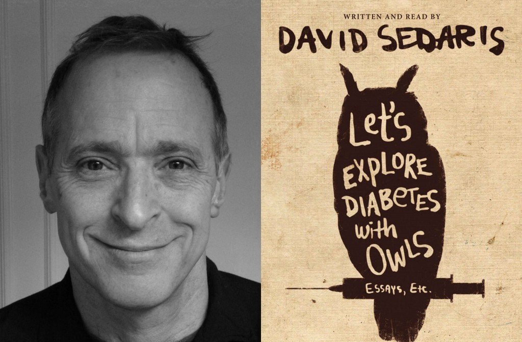004 Essay Example Sedarisduo David Sedaris Fascinating Essays New Yorker Calypso Large