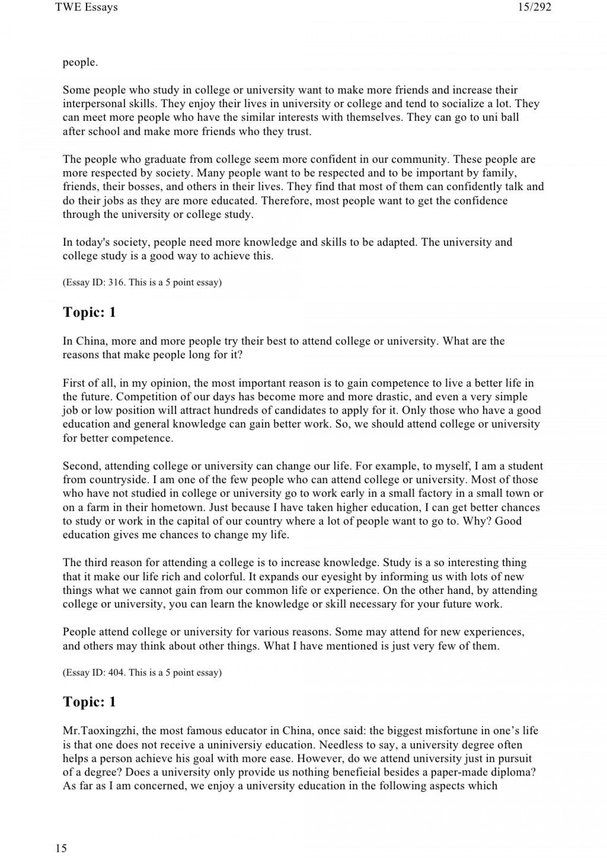 004 Essay Example Toefl Fantastic Topics List Rating Integrated Structure 1920