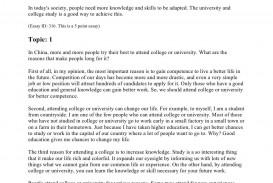 004 Essay Example Toefl Fantastic Topics List Rating Integrated Structure