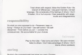 004 Essay Example Trust Pillars Of Character Fantastic Writing Friendship