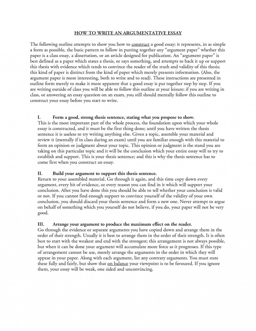 004 Essay Example Write History Dissertation Meaning Thesis Hats Price College Entrance Essays Psychol How To Start An Argumentative With Quote On Abortion Ways Paragraph Conclusion Marvelous Effective Pdf Outline Large