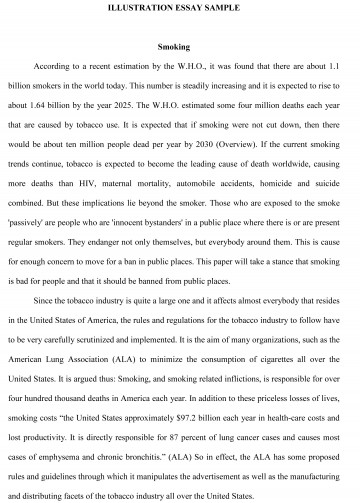 005 Group20illustrative20essay20dragged206 Essay Example