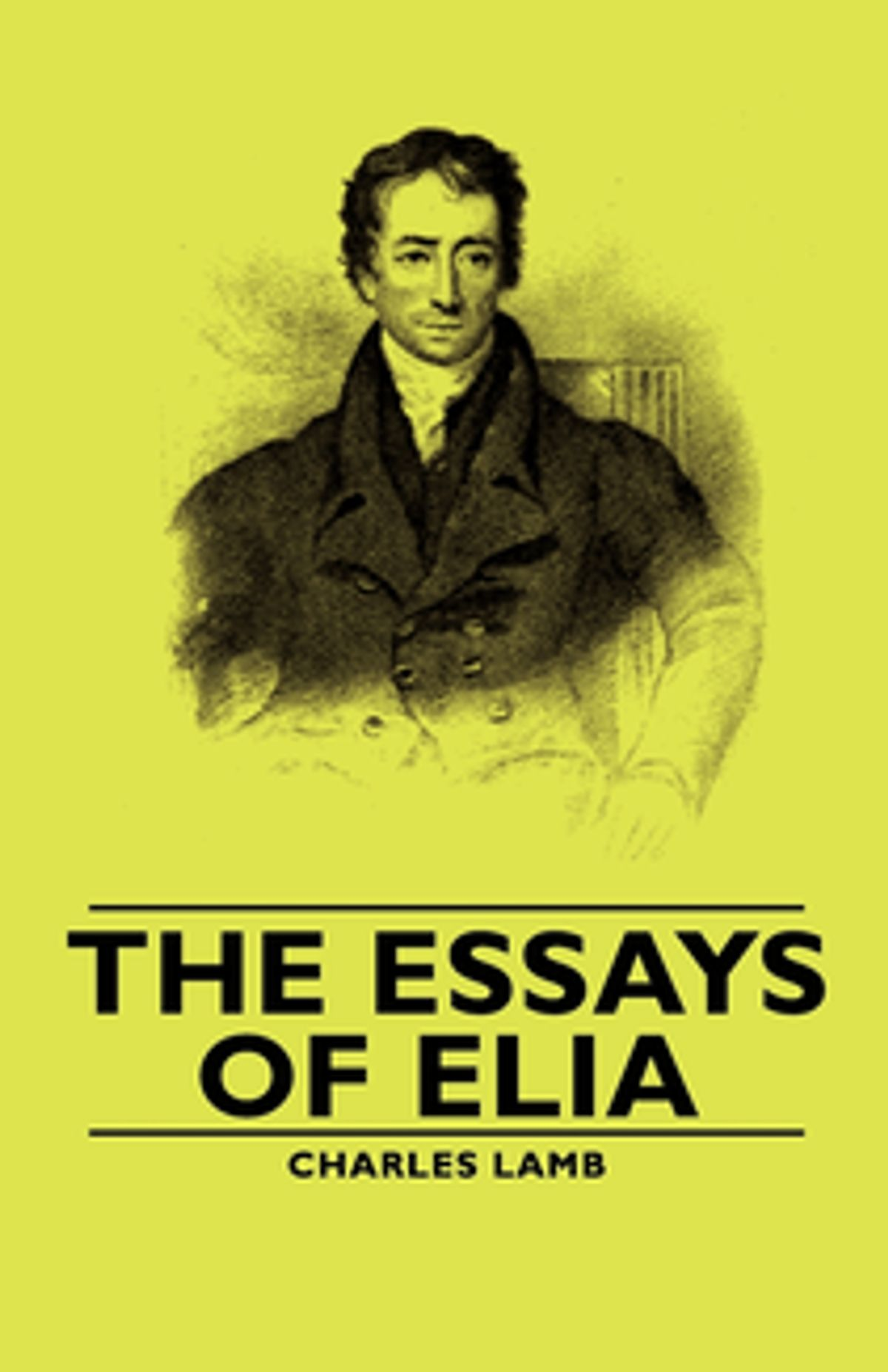 004 Essays Of Elia Essay Example Striking Epub Summary Text Pdf Full