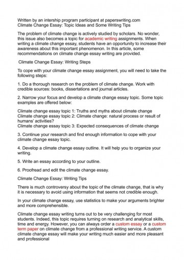 004 Global Climate Change Essay Warming And How To Write An Abo Argumentative On Persuasive Study Mode About Good Paper 1048x1483 Awesome High School In English 150 Words Kenya Art Competition 2018 360