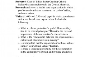 004 Hcs335week3learningteamassignmentcodeofethicspaper Phpapp01 Thumbnail Code Of Ethics Paper Essays Essay Surprising 320