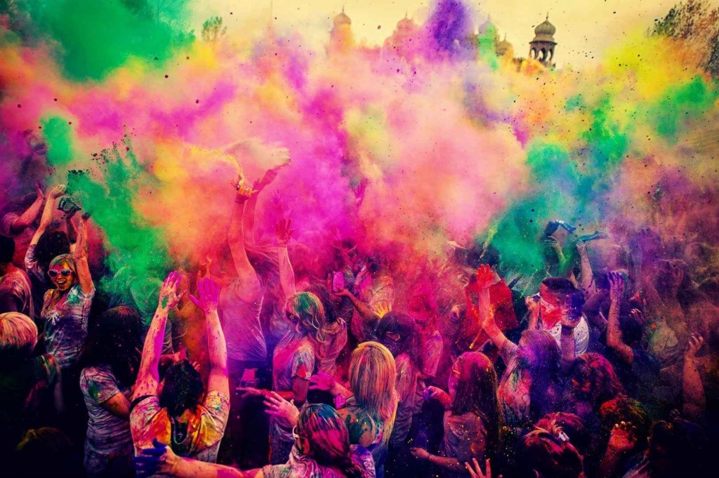004 Holi Festival Essay Feast Top Of Colours In Hindi Punjabi Language For Class 2 Large