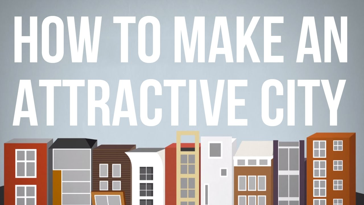 004 How Can We Make Cities Better Places To Live Essay Maxresdefault Rare Full