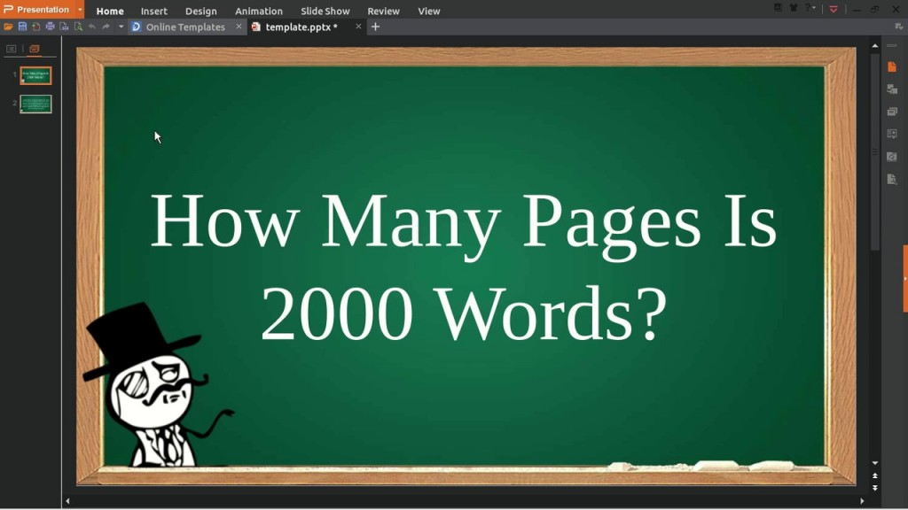 004 How Many Pages Is Word Essay Maxresdefault Formidable A 2000 Handwritten Typed Large