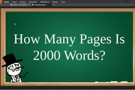 004 How Many Pages Is Word Essay Maxresdefault Formidable A 2000 Handwritten Typed