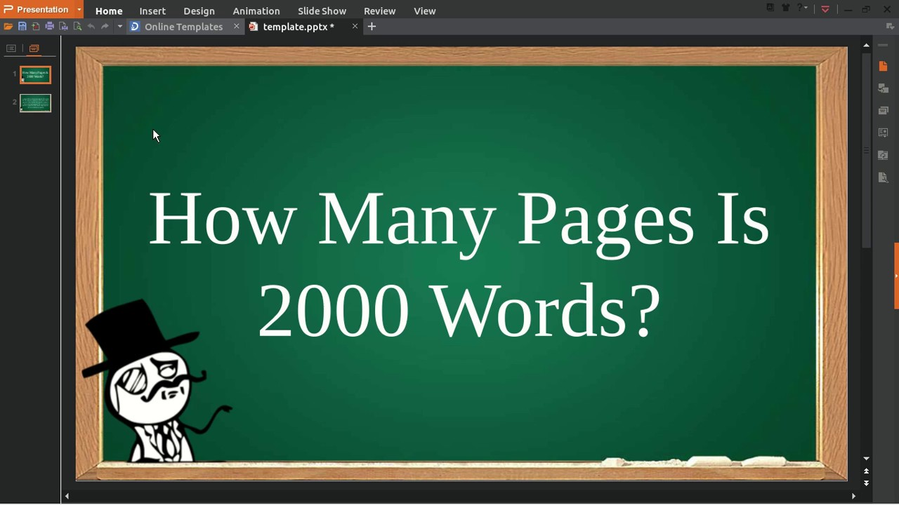 004 How Many Pages Is Word Essay Maxresdefault Thatsnotus