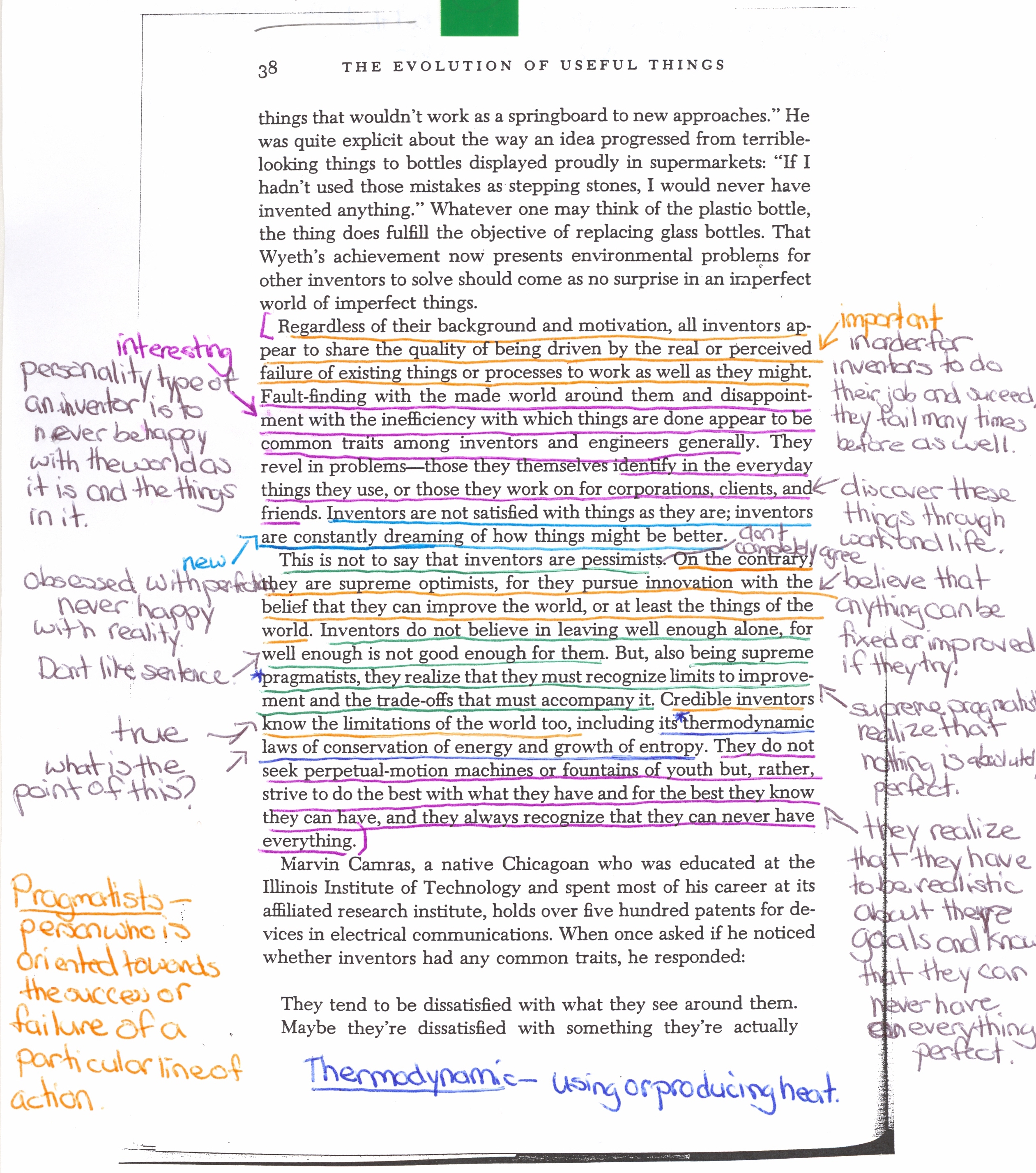 004 How To Annotate An Essay Example Student Annotations Color Wondrous A Movie In Critical Full