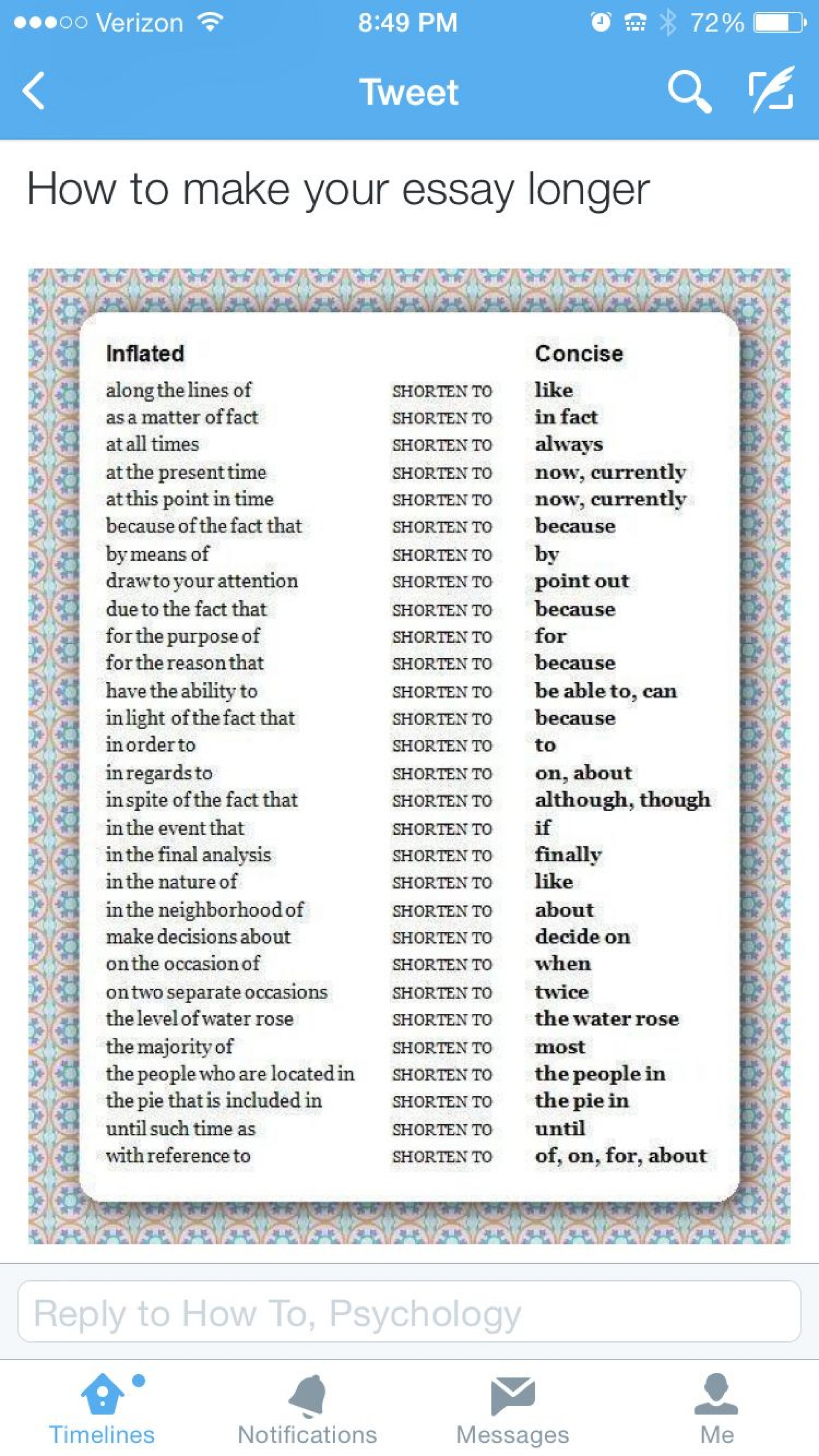 004 How To Make An Essay Longer Example Unusual Word Count With Periods Period Trick Google Docs 1920