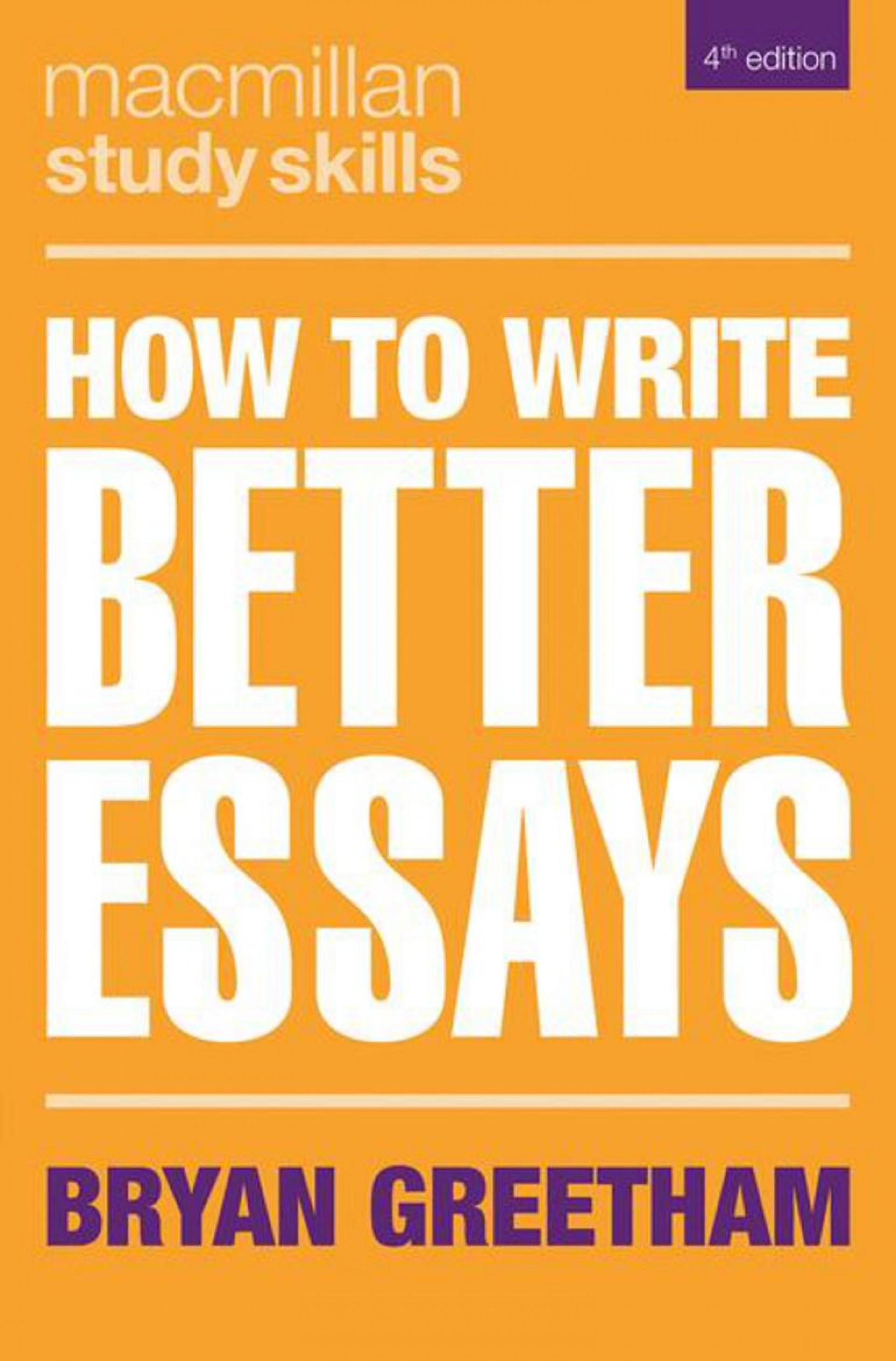 004 How To Write Better Essays Essay Awesome Can I In English Literature Greetham 1920