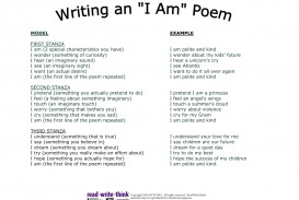 004 I Am Poem Template Hti3gt2t Essay Of Who Awesome As A Person Filipino Writing Aim In Life