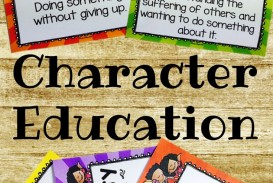 004 Importance Of Character Building Essay Example Frightening