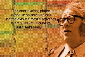 004 Isaac Asimov2w1250 Asimov Essays Essay Awful On Creativity Intelligence