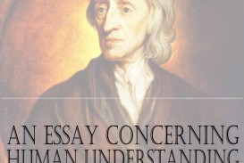 004 John Locke An Essay Concerning Human Understanding Cover Page1 Phenomenal Citation Full Text Pdf Book 2 Summary