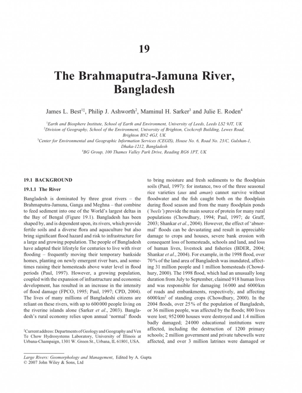004 Largepreview Essay On Rivers Of Bangladesh Breathtaking Importance In Large