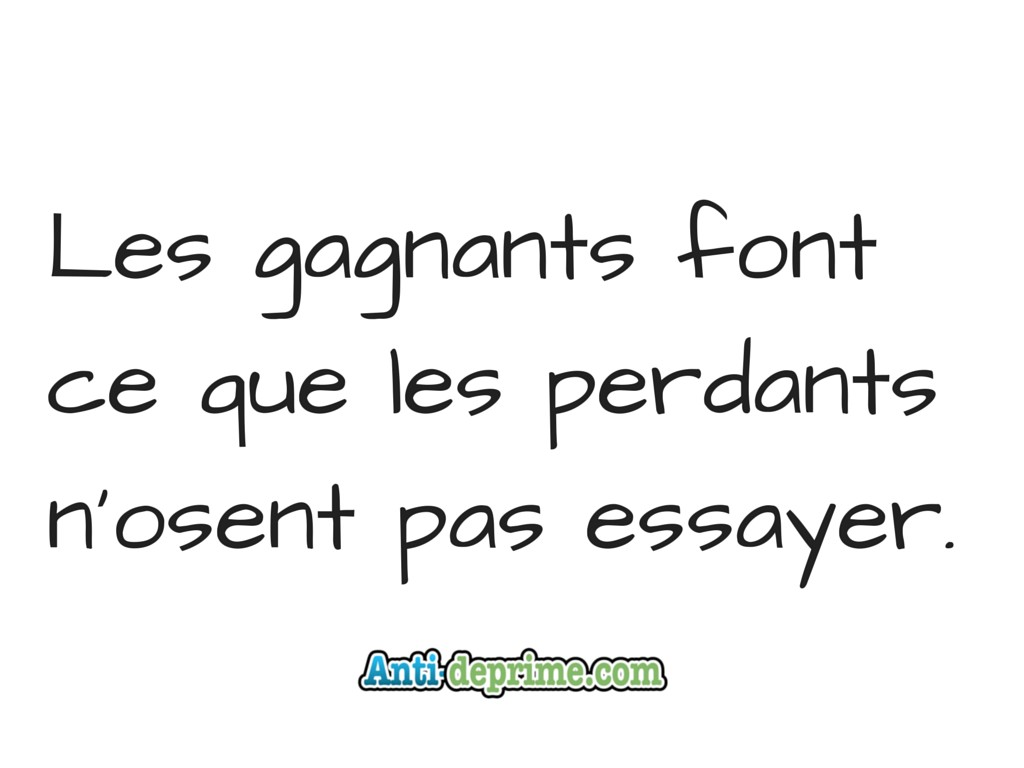004 Les Gagnants Font Que Perdants Essay Example Impressive Essayer French Verb Conjugation Definition Synonymes In English Large