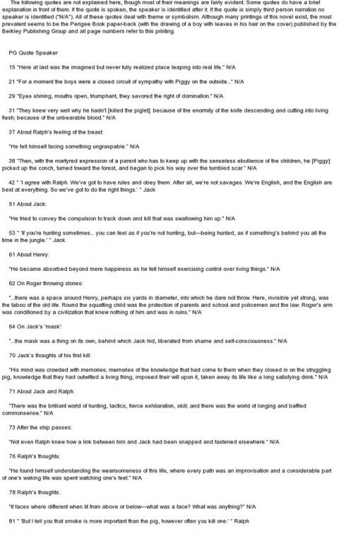 017 Essay Example Lord Of The Flies Topics Quiz Worksheet