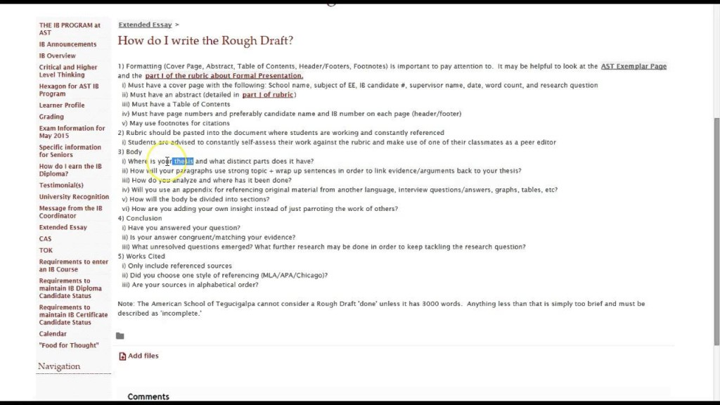 004 Maxresdefault Essay Example Ib Extended Impressive Topics Topic Ideas Biology English Large