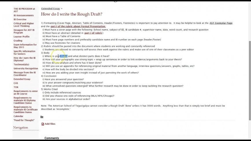 004 Maxresdefault Essay Example Ib Extended Impressive Topics Biology History Psychology