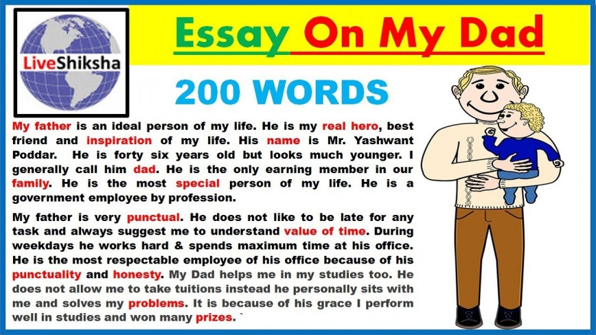 004 Maxresdefault Essay Example My Father Unusual Hero Dad Is Funny On Mother Queen In Hindi
