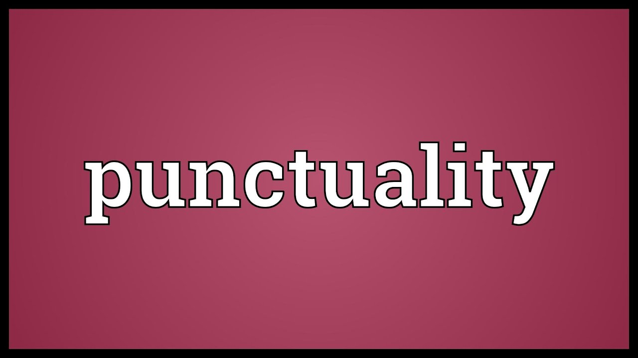 004 Maxresdefault Essay Example On Punctuality And Stunning Discipline Full
