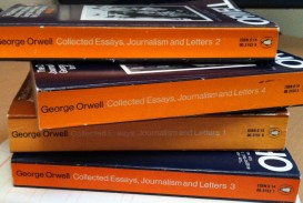 004 Orwell Essays Essay Example Singular Amazon Pdf Epub
