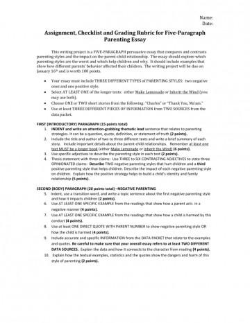 Online assignment notebook