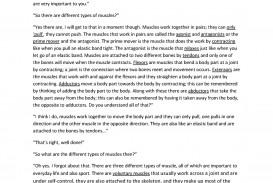 004 Pe Story2 Page 1 Essay Example How To Write Dialogue In Singular An Between Two Characters Narrative