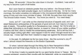 004 Princeton Supplement Essay Examples Example Body Harvardapp Essay1width737height1070namebody Essay1 Dreaded
