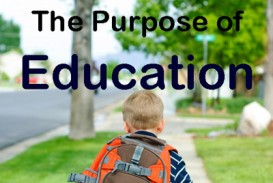 004 Purpose Of Education Essay Example Fearsome Pdf University