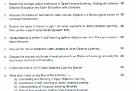 004 Short Essay On Learning About Open Distance Importance Of Art Education Pdf And Systems In Hindi Language Liberal Arts Exceptional E Odia