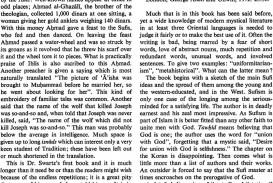 004 Sufi Essays Firstpage S0035869x00131466a Essay Singular Seyyed Hossein Nasr Pdf