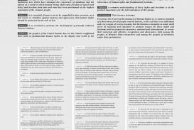 004 Thematic Essay On Human Rights Universaldeclarationofhumanrights Stunning Justice