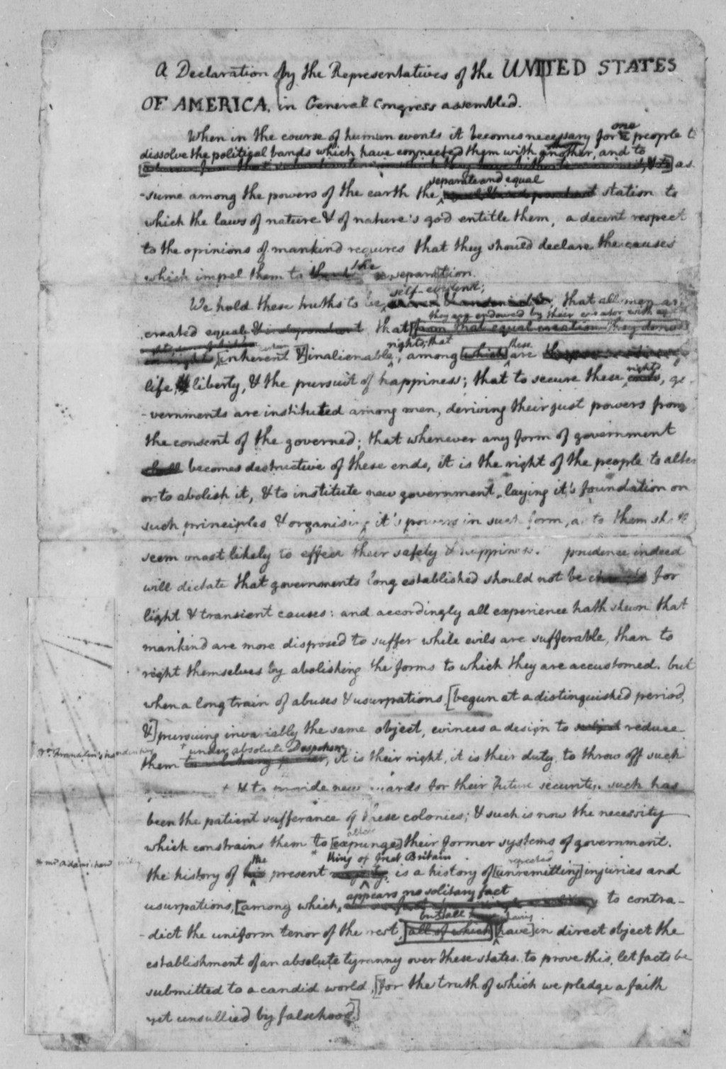 004 Thomas Jefferson Essay 3753820390 Slavery Magnificent On Education Questions Outline Large