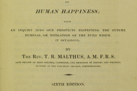 004 Thomas Malthus An Essay On The Principle Of Population Example Lossy Page1 1200px  Population2c 1826 5884843 Marvelous Summary Analysis Argued In His (1798) That