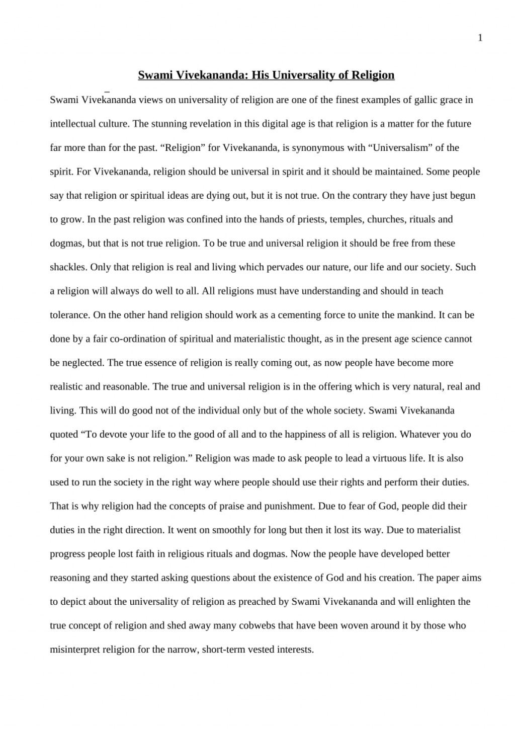 004 What Is Religion Essay Example Outstanding Your Civil Definition Large