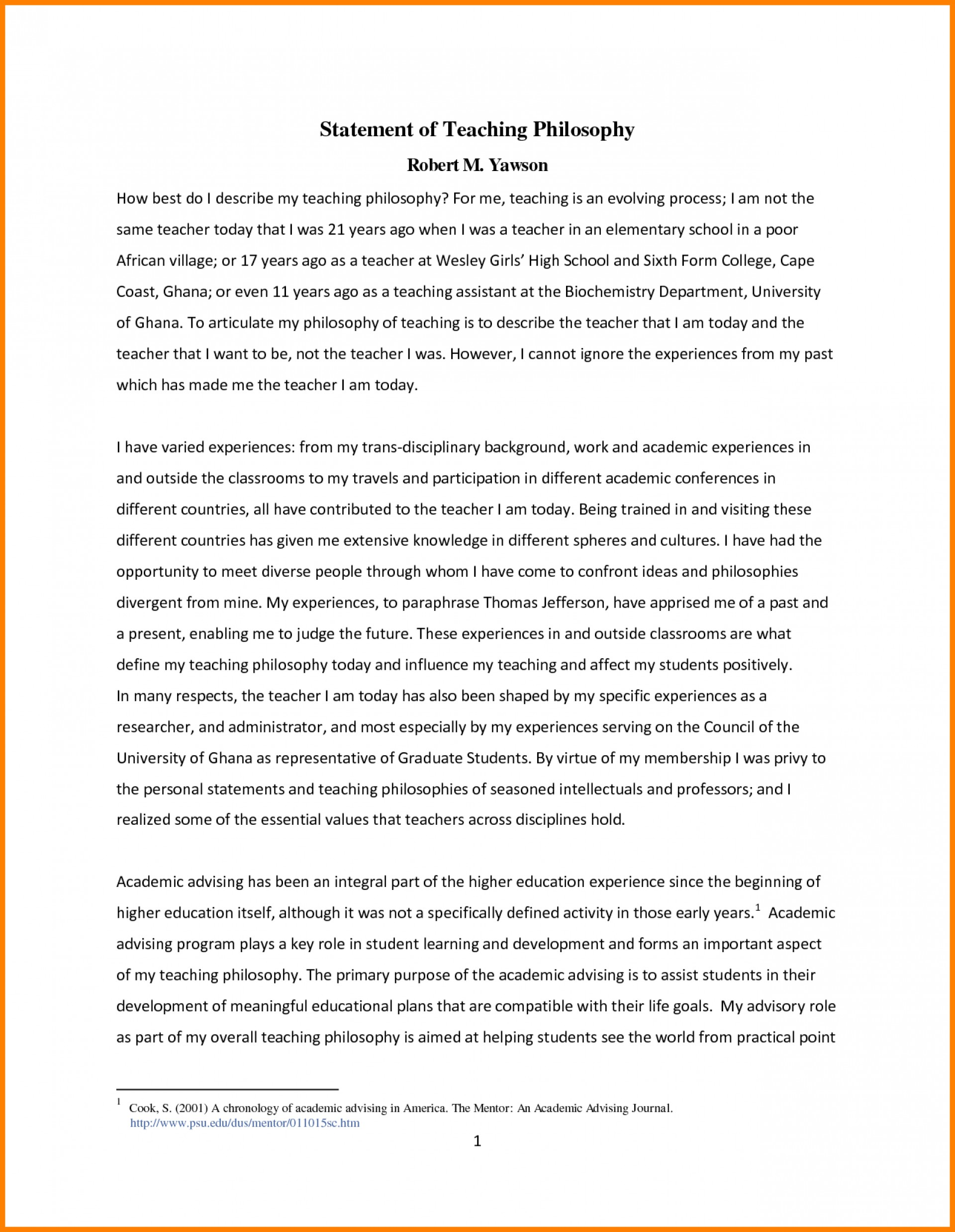004 Why I Want To An Early Childhood Teacher Essay Example Future Teachers Philosophy Of Education Coursework Academic Essays On Pevita Examples L My Exceptional Be A Preschool 1920